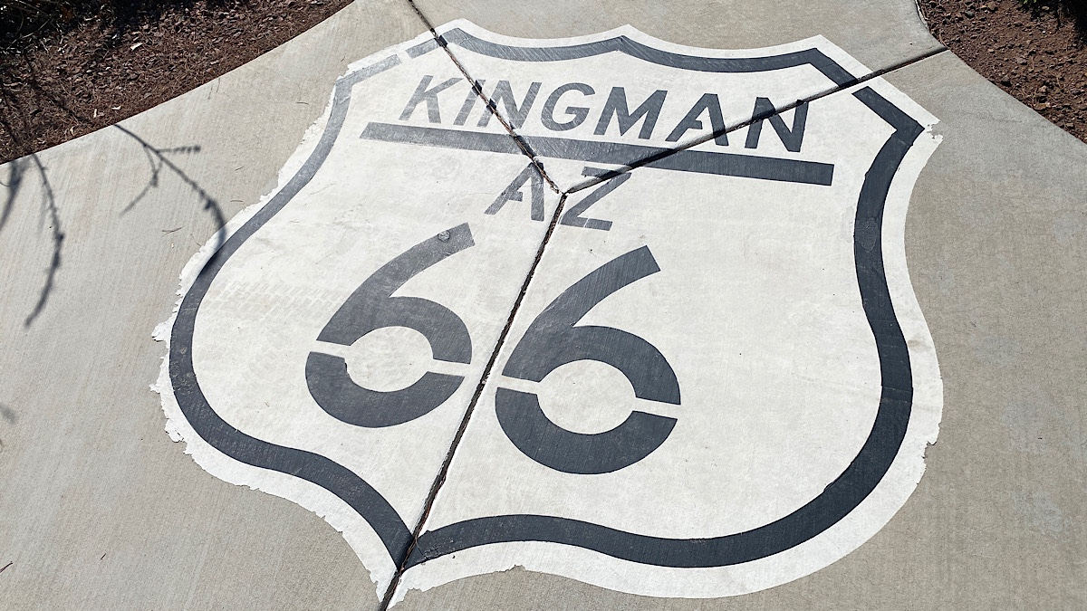 A Day Off In Kingman